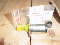 Harvestor, solenoid 12 V LOG MAX